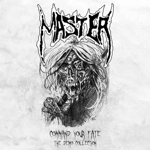"""MASTER """"command your fate - the demo collection"""""""