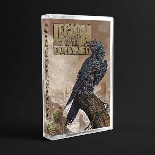 "Legion of the Damned ""ravenous plague"" (cassette tape)"