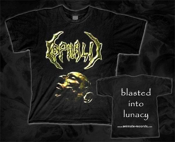 Cephalic - blasted into lunacy (TS)