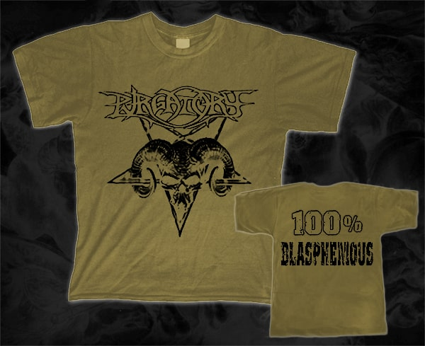 Purgatory-100 Prozent khaki TS-min