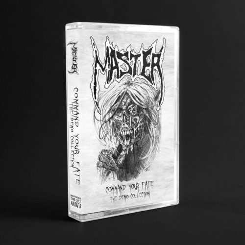 "Master ""command your fate - the demo collection"" (cassette tape)"