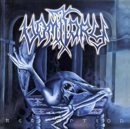 "VOMITORY ""redemption"" (LP)"