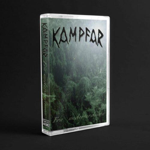 """Kampfar """"fra underverdenen"""" (cassette tape)"""