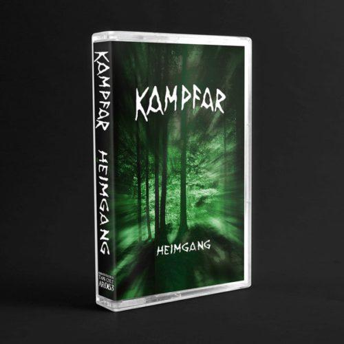 "Kampfar ""heimgang"" (cassette tape)"