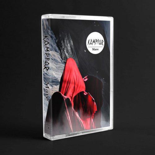 "Kampfar ""mare"" (cassette tape)"