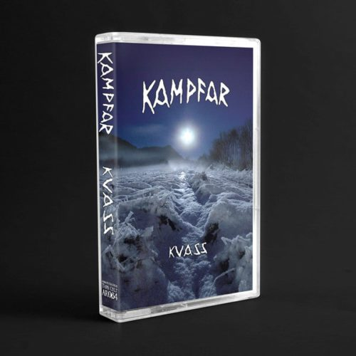 "Kampfar ""kvass"" (cassette tape)"