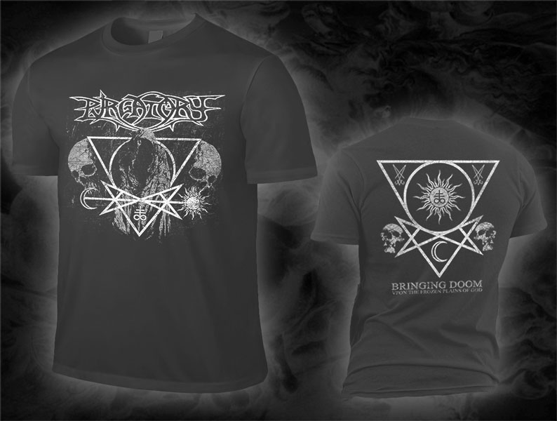 Purgatory bringing doom shirt