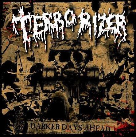 """TERRORIZER """"darker days ahead"""" (Picture Disc)"""
