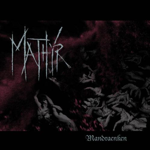 """MATHYR """"mandraenken"""" (CD)"""
