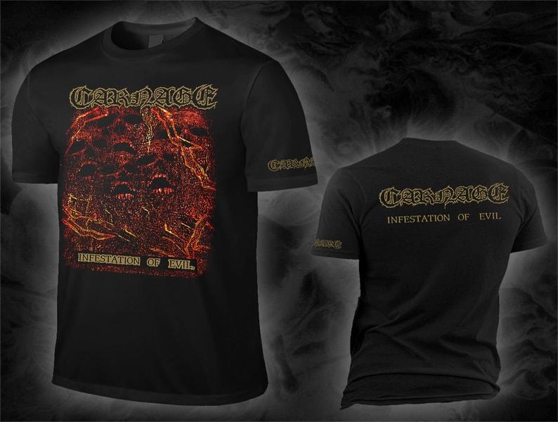 Carnage - infestation of evil (shirt)