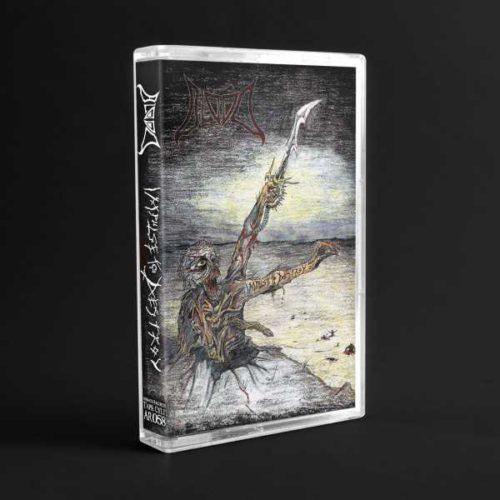 "BLOOD ""impulse to destroy"" (cassette tape)"