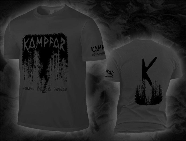 kampfar_muro_grey_shirt