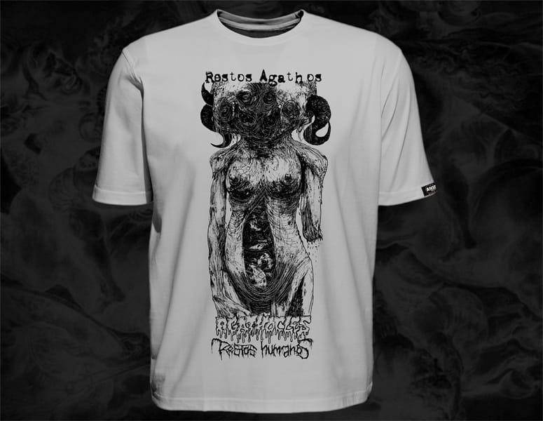 Agathocles Restos Humanos - restos agathos shirt