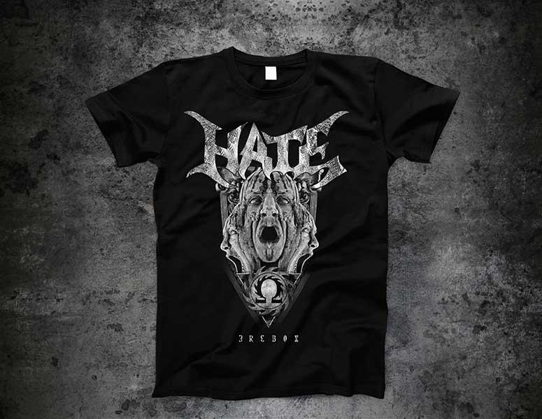 Hate---Erebos-T-Shirt