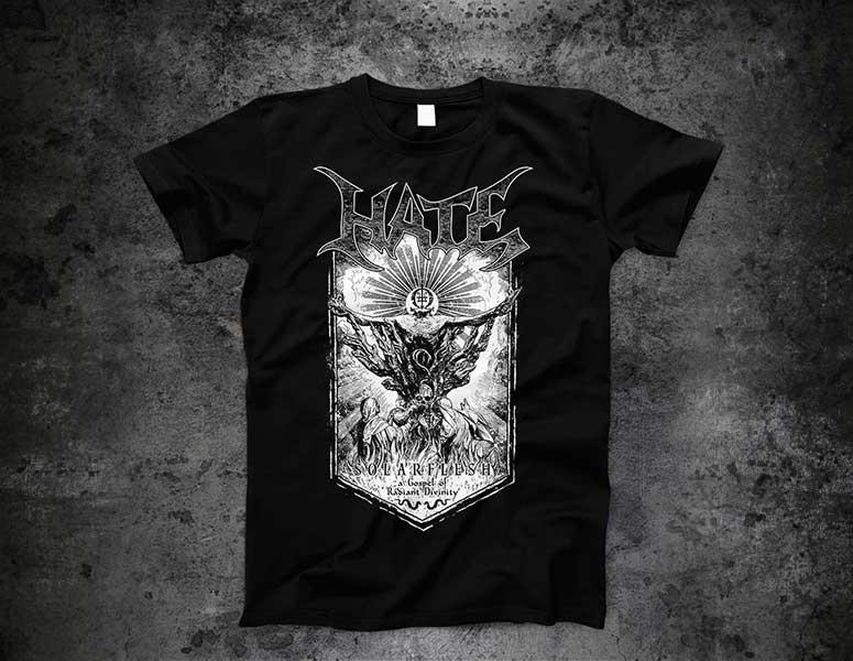 Hate-Solarflesh-dark-gospel_Shirt
