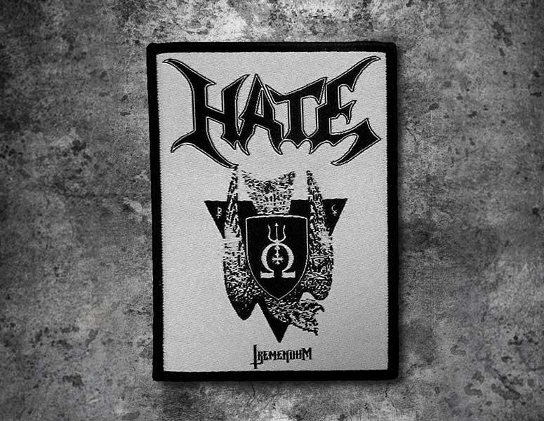 Hate-tremendum-Patch