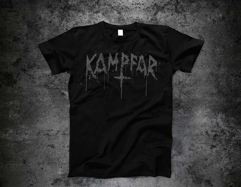 Kampfar-Logo-T-Shirt
