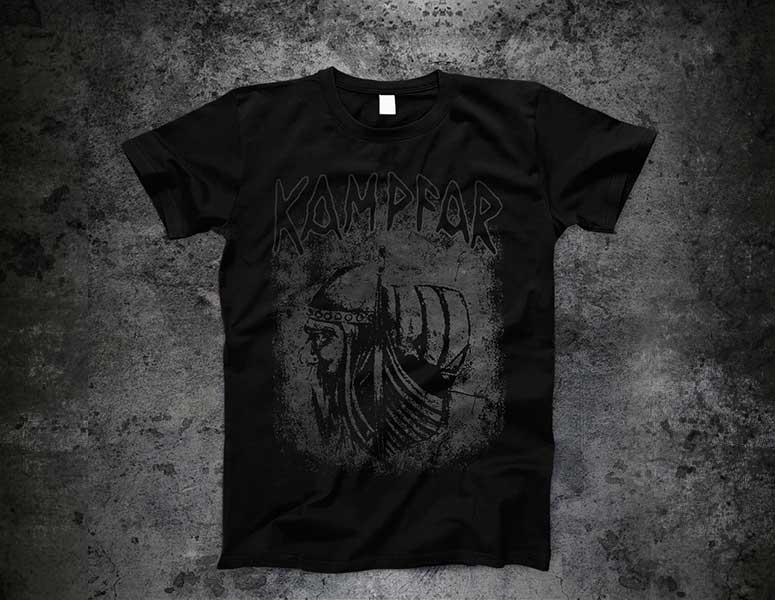 Kampfar-Norse-Shirt