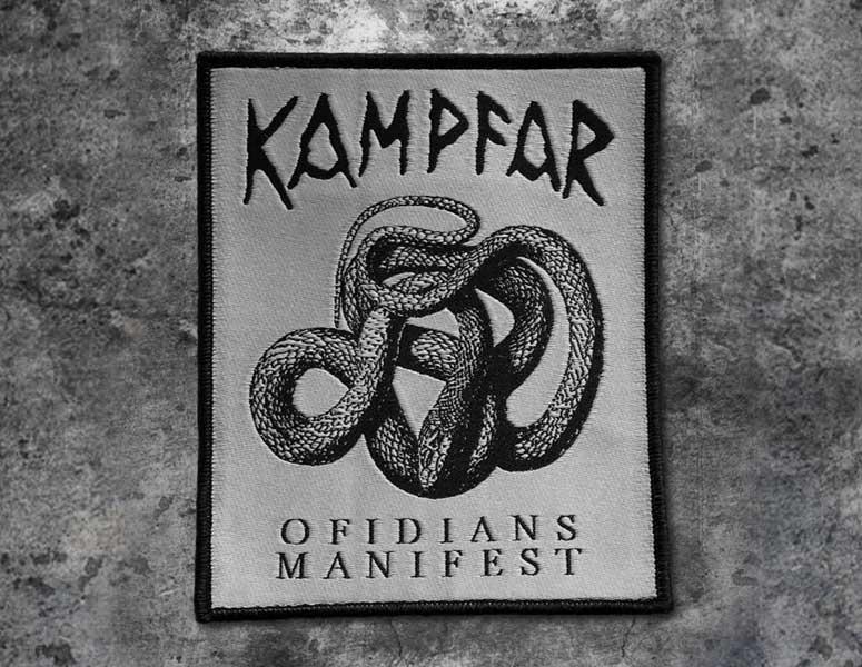 Kampfar---Ofidians-Manifest-Patch
