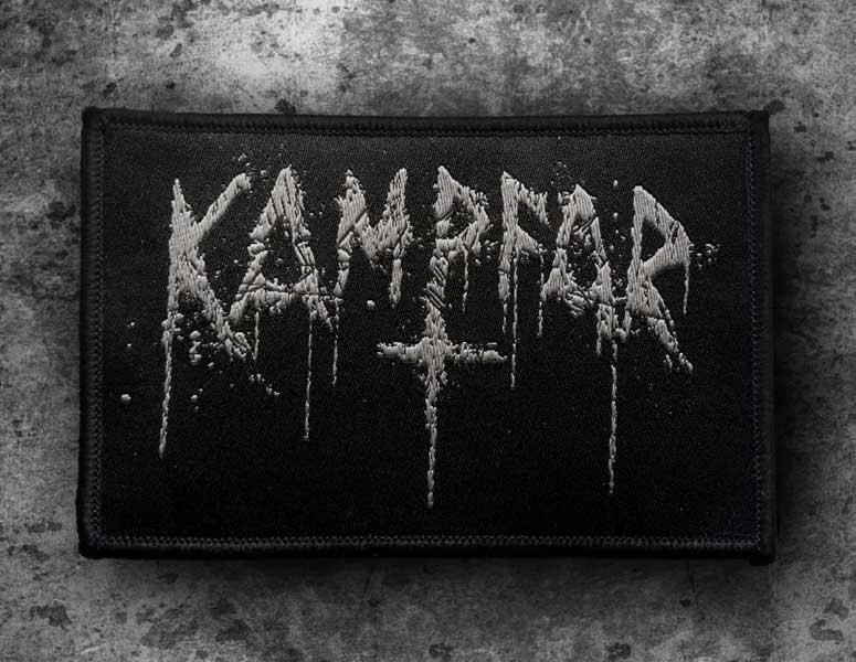 Kampfar---Splatter-Logo-Patch