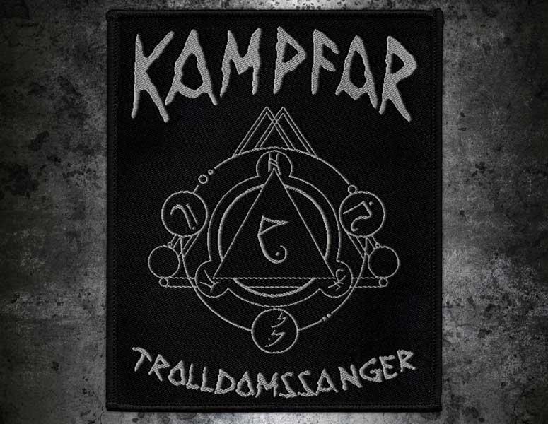 Kampfar---Trolldomssanger-patch