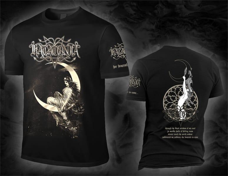 "KATATONIA ""moonbride"" black T-Shirt"