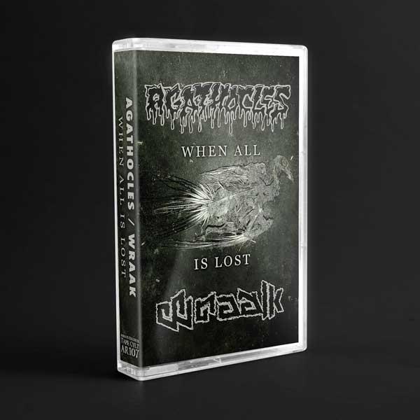 AGATHOCLES-WRAAK_cassette-tape-MC
